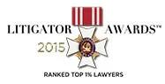 Litigator Award